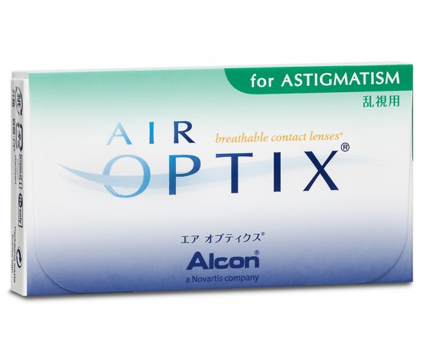 Air Optix Aqua toric - 6er Pack