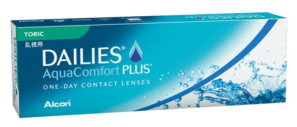 Dailies AquaComfort Plus Toric - 30er Box
